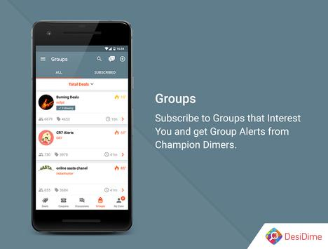 DesiDime - Online Deals & Coupons screenshot 4