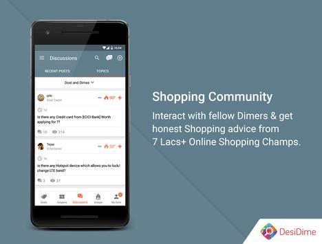 DesiDime - Online Deals & Coupons screenshot 3