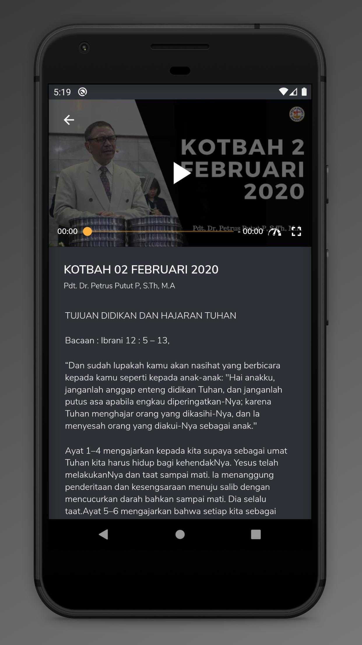 Gbi Kudus For Android Apk Download