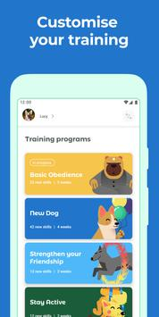 Dog Training App with Clicker by Dogo screenshot 3