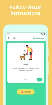 Dog Training App with Clicker by Dogo screenshot 4