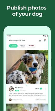 Dog Training App with Clicker by Dogo screenshot 6