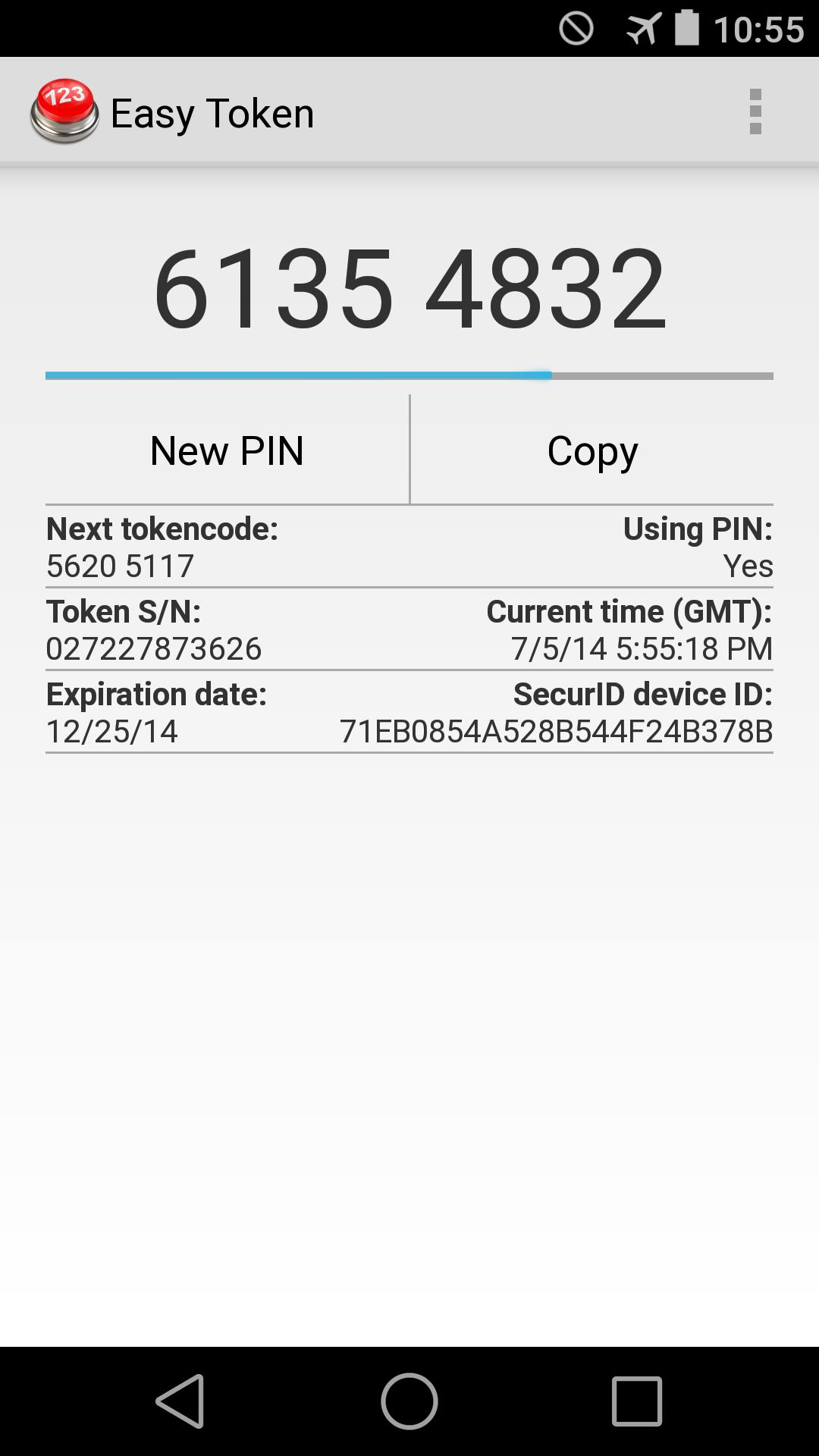 Easy Token (RSA) for Android - APK Download