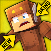 Youtubers Skins icon