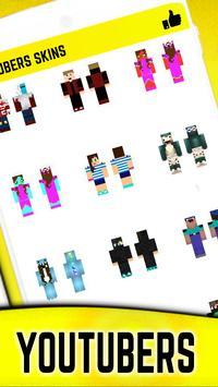 Youtubers Skins screenshot 7