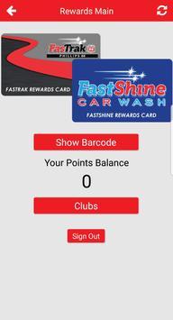 FasTrack Rewards screenshot 2