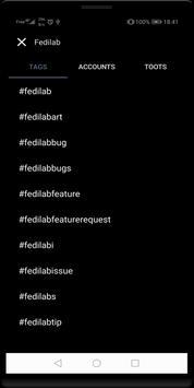 Fedilab скриншот 3