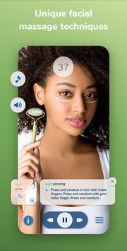 Face Massage App. Facial Skincare Routine ForYou screenshot 2