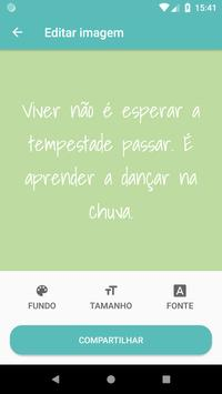 Frases para Status do WhatsApp e Instagram screenshot 2
