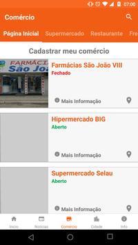 Fronteira APP screenshot 2
