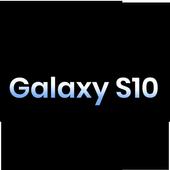 Galaxy S10 Wallpaper icon