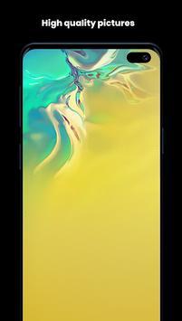 Galaxy S10 Wallpaper screenshot 1