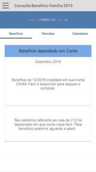 Consulta Benefício Família 2019 screenshot 2