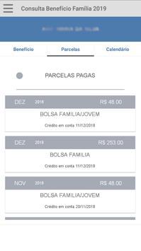 Consulta Benefício Família 2019 screenshot 3