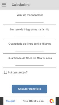 Consulta Benefício Família 2019 screenshot 5