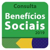 Consulta Benefícios Sociais 2019 icon