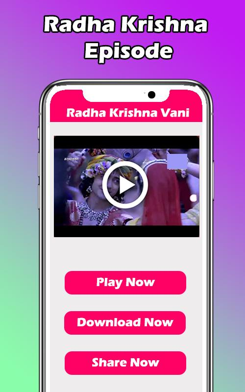 Radha Krishna Vani : Star Bharat for Android - APK Download