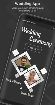 Digital Wedding Album - Happy Wedding App poster