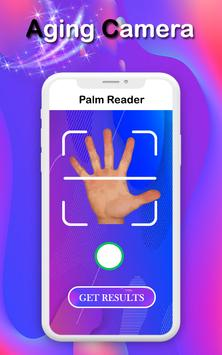 Find Future : Face Aging,Palm Reader poster