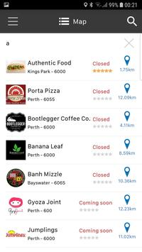 Aussie Food Trucks - Mobile Food Redefined screenshot 1