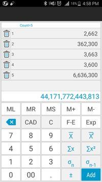 综合计算器(Total Calculator) 截图 3