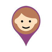 📍GPS Kid Locator family tracking app, kid tracker icon