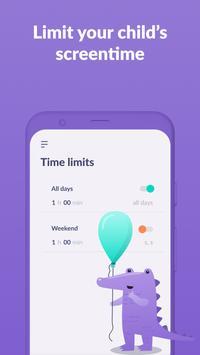 Kids 360 – parental control & screen time limiter screenshot 4
