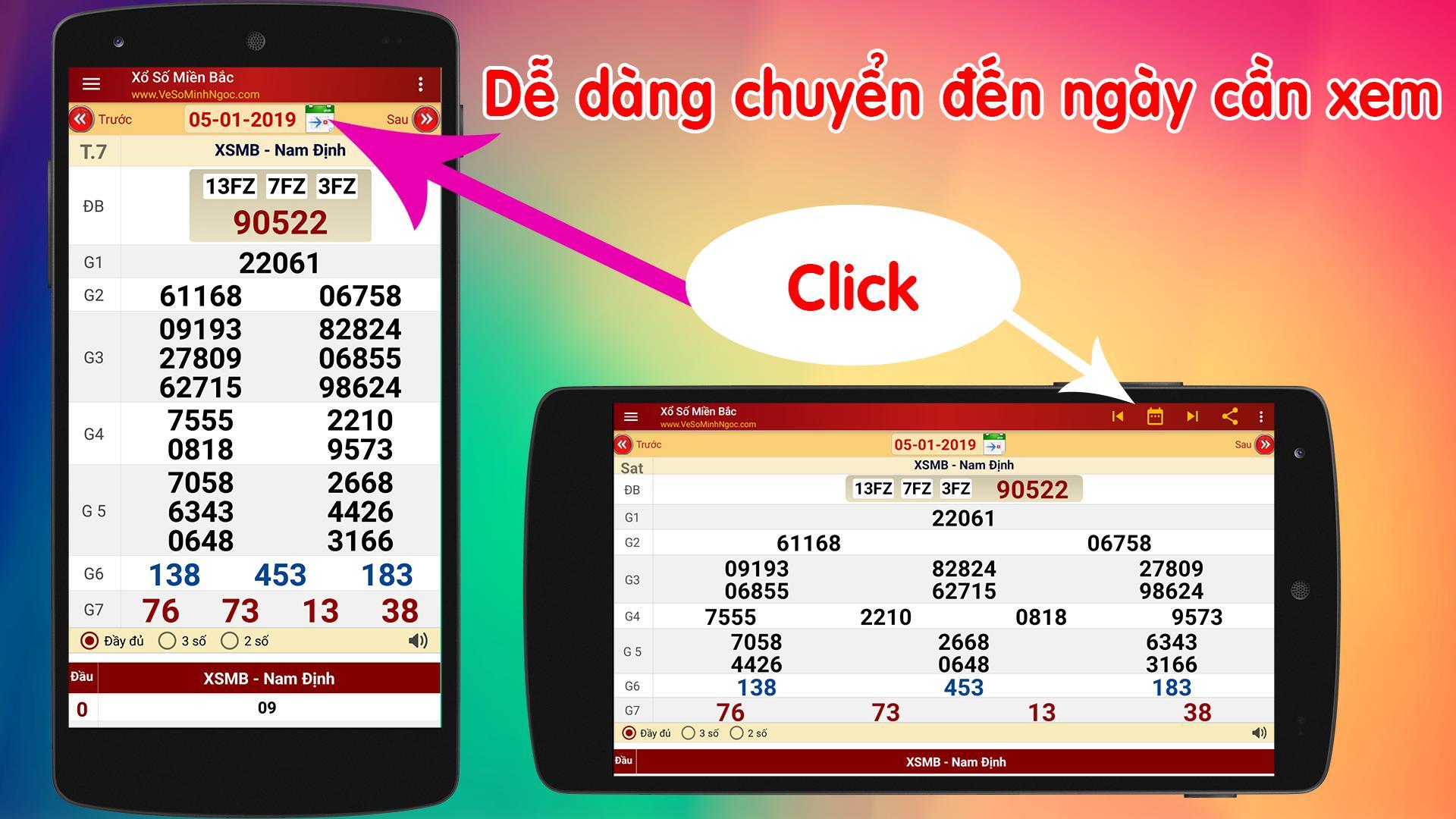Kqxs Xsmn Xsmb Vietlott Trực Tiếp Xổ Số Minh Ngọc For Android Apk Download