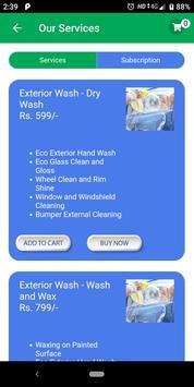 Luxe Car Wash screenshot 3