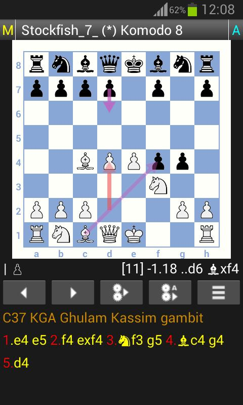 Stockfish Chess Engine for Android - APK Download
