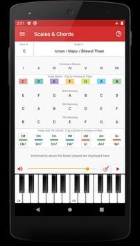Music Theory Companion with Piano & Guitar screenshot 1