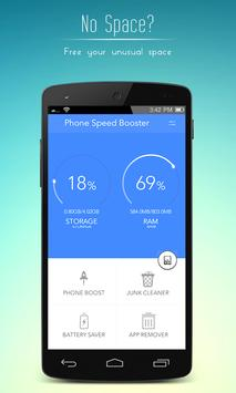 Phone Speed Booster 海報