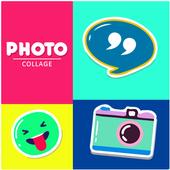 Photo Collage -  Collage Maker & Photo Editor icon