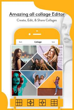 Photo Collage -  Collage Maker & Photo Editor poster