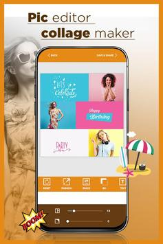 Pic Editor - Collage Maker & Collage Art poster