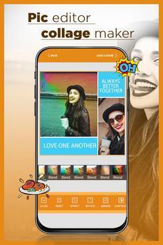 Pic Editor - Collage Maker & Collage Art screenshot 1