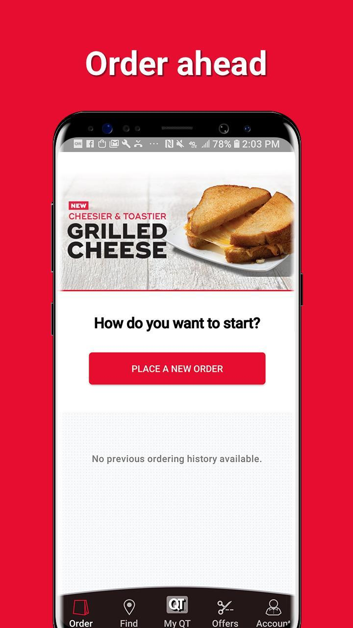QuikTrip for Android - APK Download