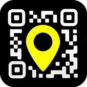Lecteur de code QR. Pas de publicité et gratuit! icône