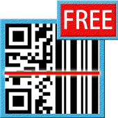 Free QR Scanner: Bar Code Scanner & QR Code Reader icon