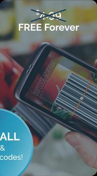 FREE QR Barcode Scanner: QR Scanner/QR Code Reader screenshot 2