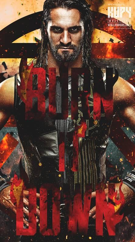 Seth Rollins Wallpaper For Android Apk Download