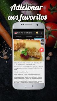 Receitas de Pudim screenshot 2