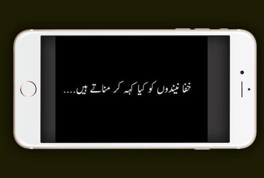 Dukhi Urdu Lines Status screenshot 3