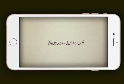 Dukhi Urdu Lines Status screenshot 6