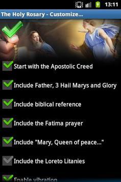 The Holy Rosary screenshot 2
