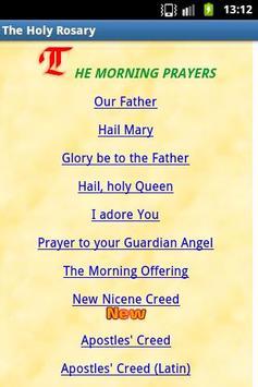 The Holy Rosary screenshot 5