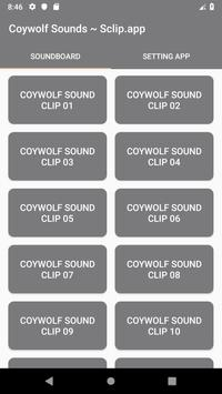 Coywolf Sound Collections ~ Sclip.app poster