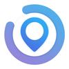 ikon Positional: GPS, Compass, Level, Time, Sun, Moon