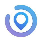 Positional: An Elegant Location Information App biểu tượng