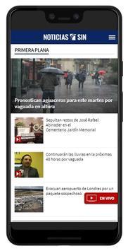 Noticias SIN poster